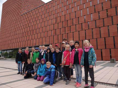 Wizyta w Miasteczku Uniwersyteckim w Katowicach